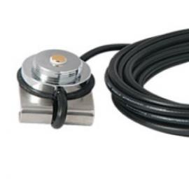 "Montaje tapamaleta 3/8"" Mini-UHF cable 17"" RG-58A/U baja pérdida"