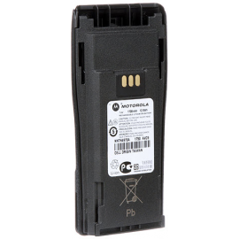 Batería Ion de Litio Motorola Solutions, IP54, 1600 mAh