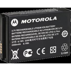 Batería Ion de Litio, Motorola Solutions, 2200 mAh