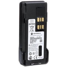 Batería Ion de Litio, IMPRES Motorola Solutions, IP68, 3000 mAh sumergible