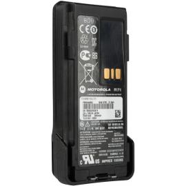 Batería Ion de Litio, IMPRES Motorola Solutions, IP68 2900 mAh Certificada HAZLOC, sumergible