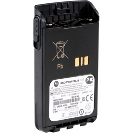 Batería de Ion de Litio, IMPRES Motorola Solutions, IP67, 1600 mAh
