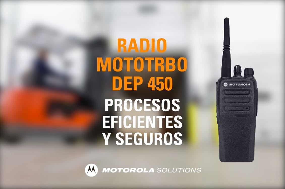 DEP450 Motorola Solutions