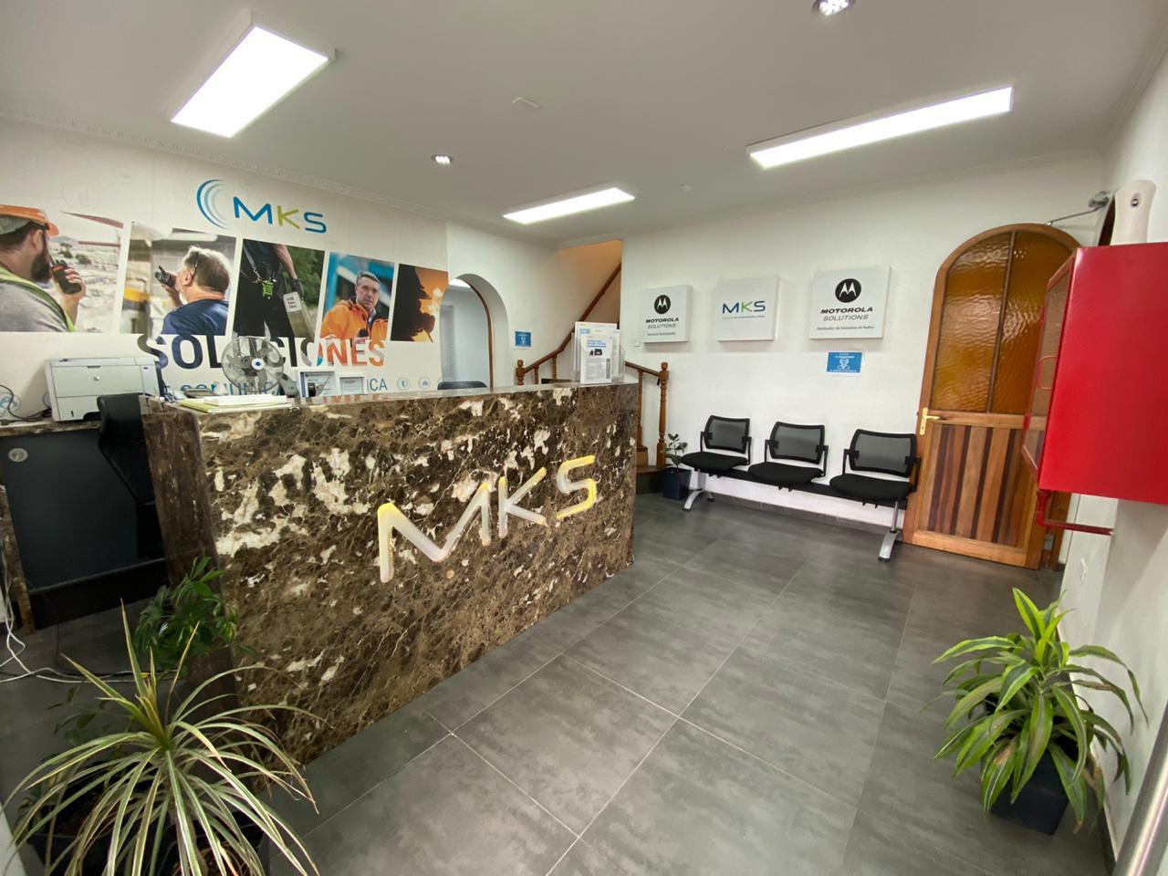 Centro de Servicios MKS