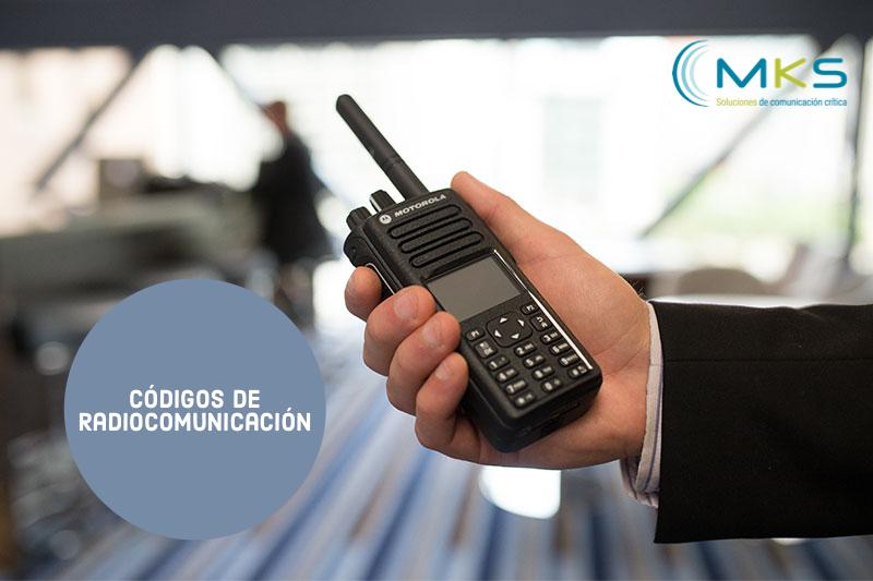 Códigos de radiocomunicación