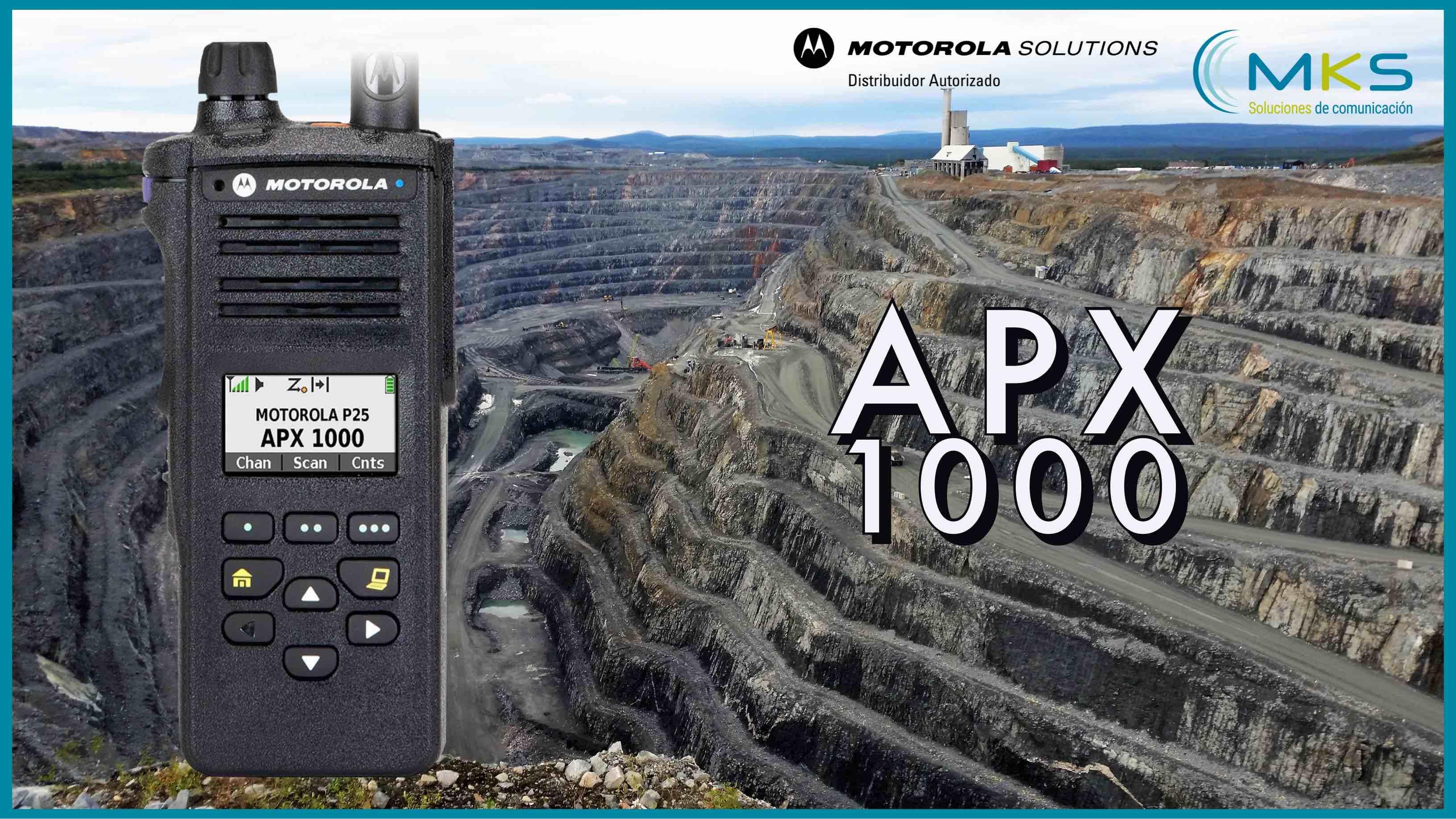 APX minería