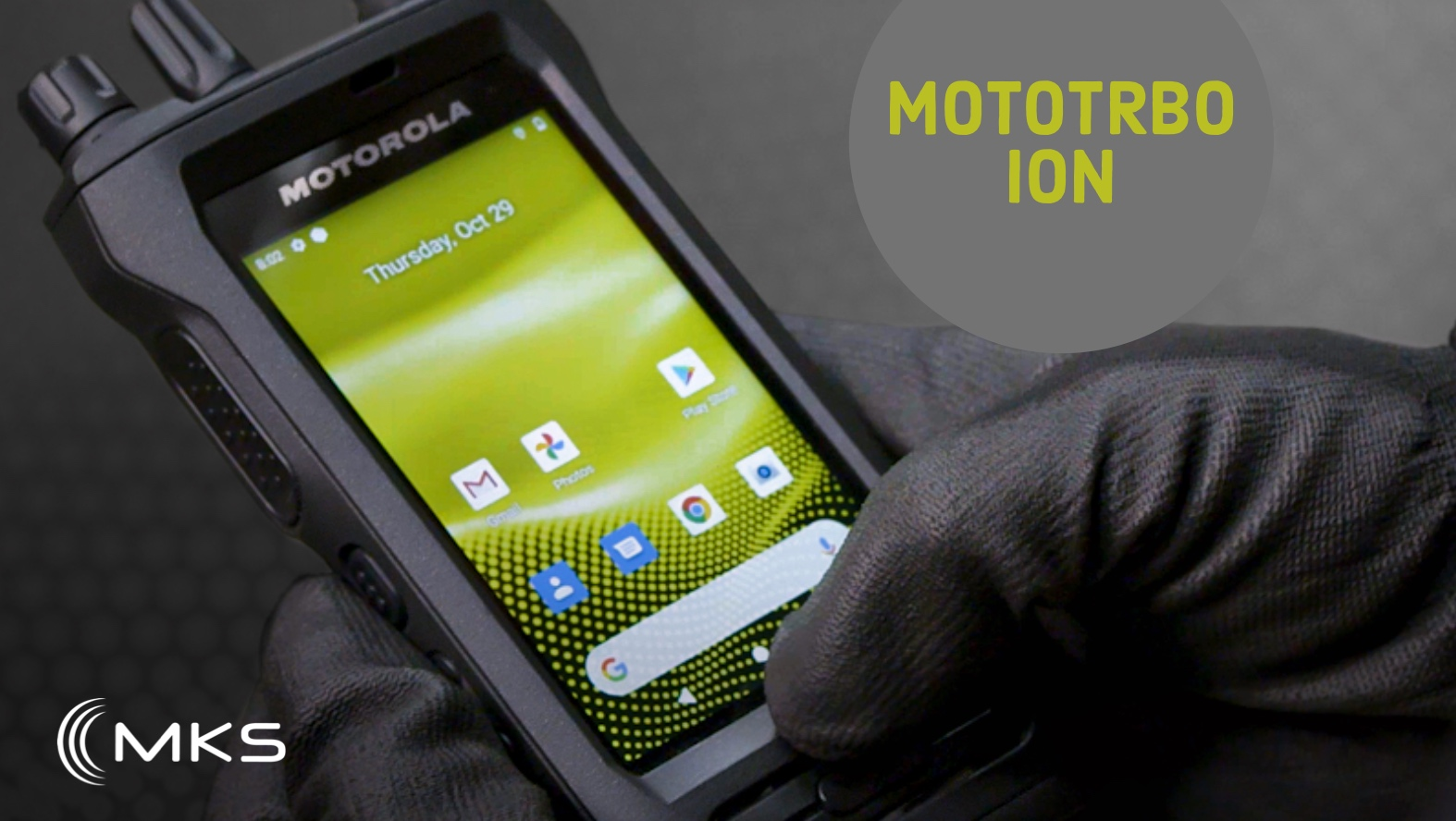 MOTOTRBO ION - MKS